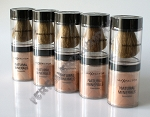 Max Factor Natural Minerals nr.75 Golden 10 g