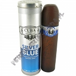 Cuba Original Silver Blue men woda toaletowa 100 ml spray