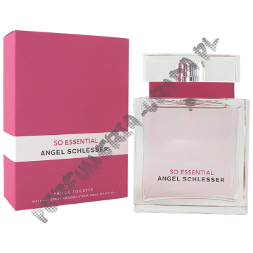Angel Schlesser So Essential woda toaletowa 100 ml spray