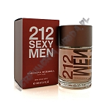 Carolina Herrera 212 Sexy Men woda po goleniu 100 ml
