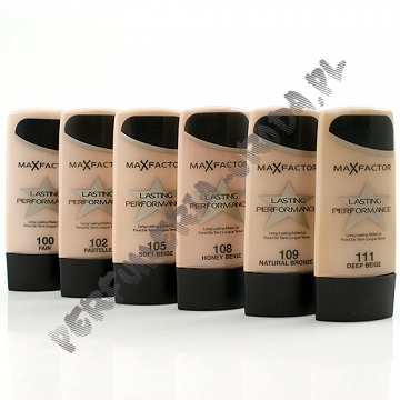 Max Factor Lasting Performance nr.109 Natural Bronze 35 ml