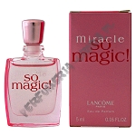 Lancome Miracle So Magic woda perfumowana 5 ml