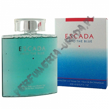 Escada Into The Blue żel pod prysznic 200 ml