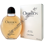 Calvin Klein Obsession Men woda po goleniu 125 ml