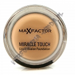 Max Factor Miracle Touch Liquid Illusion Foundation podkład nr.80 Bronze 11,5 g