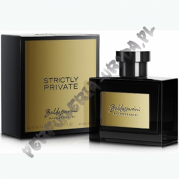 Baldessarini Strictly Private Men woda toaletowa 50 ml spray