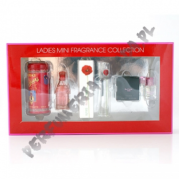 Ladies Mini Fragrance Collection