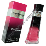 Bruno Banani Dangerous women woda toaletowa 60 ml spray